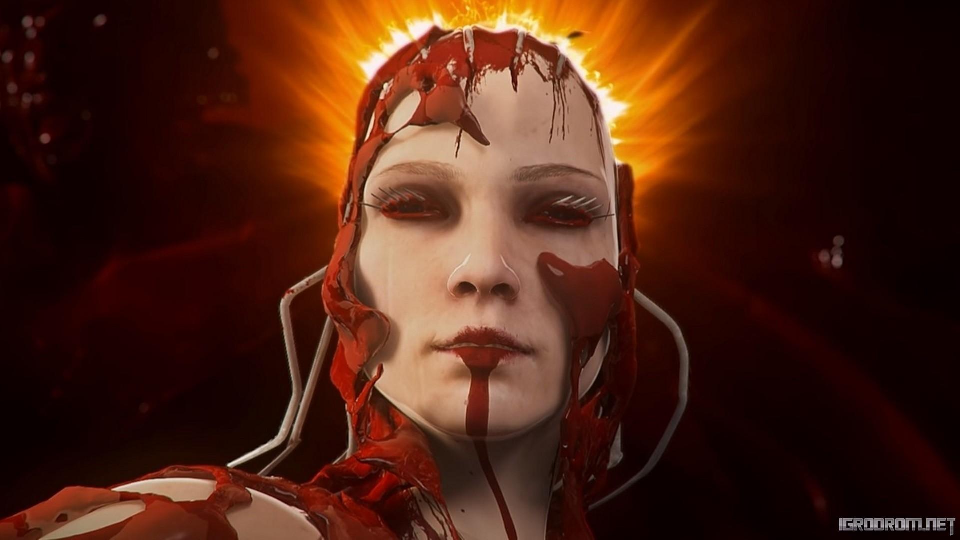 Красная Богиня 815