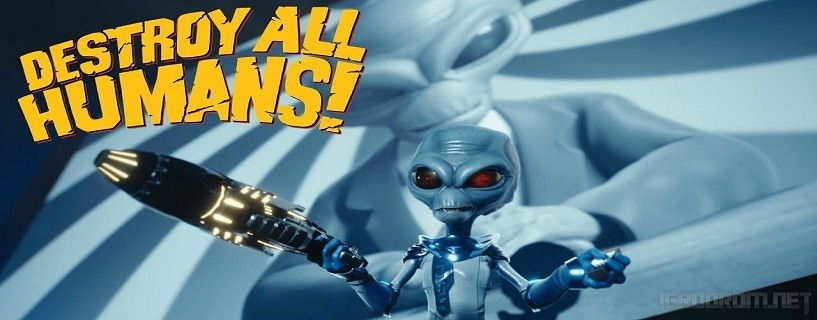 Destroy All Humans! Remake