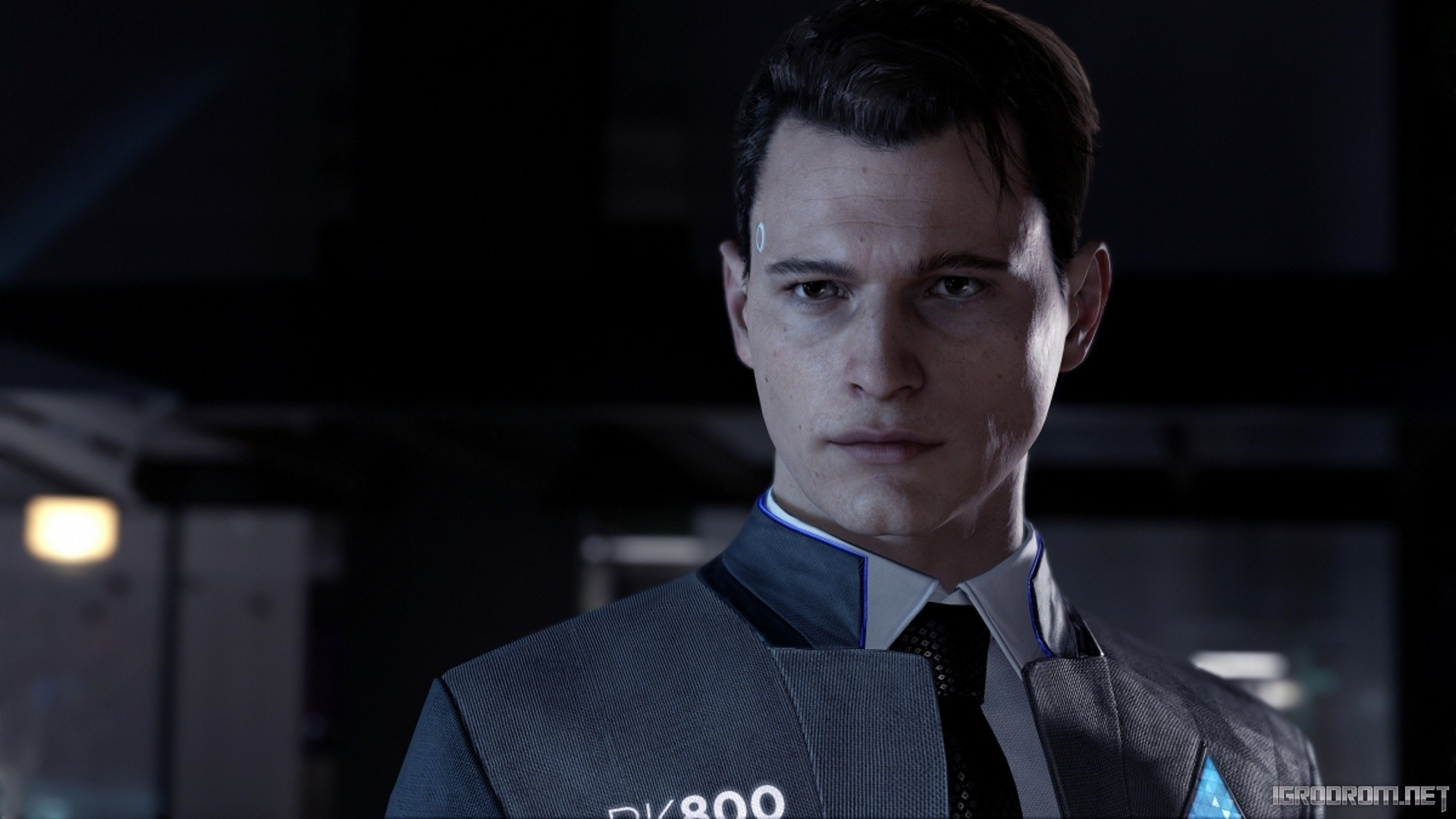 Андроид-детектив Коннор 522