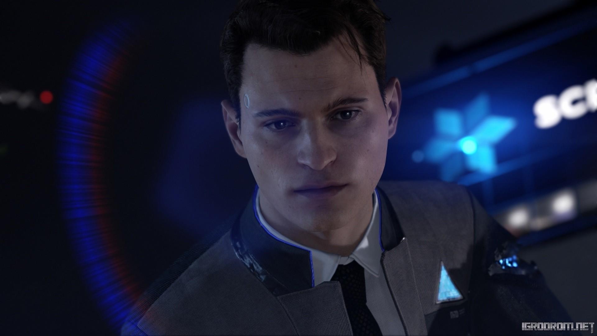 Андроид-детектив Коннор 524