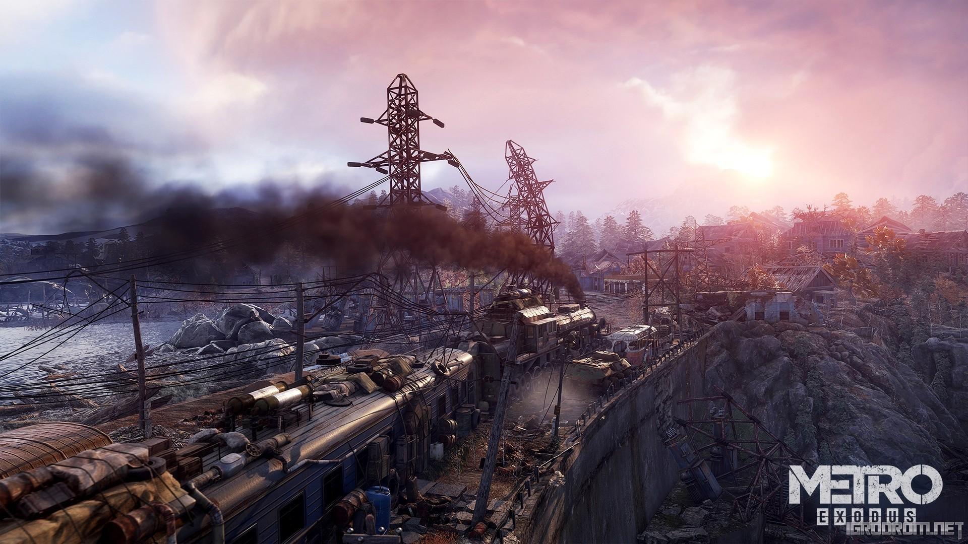 Первые скриншоты Metro Exodus 116