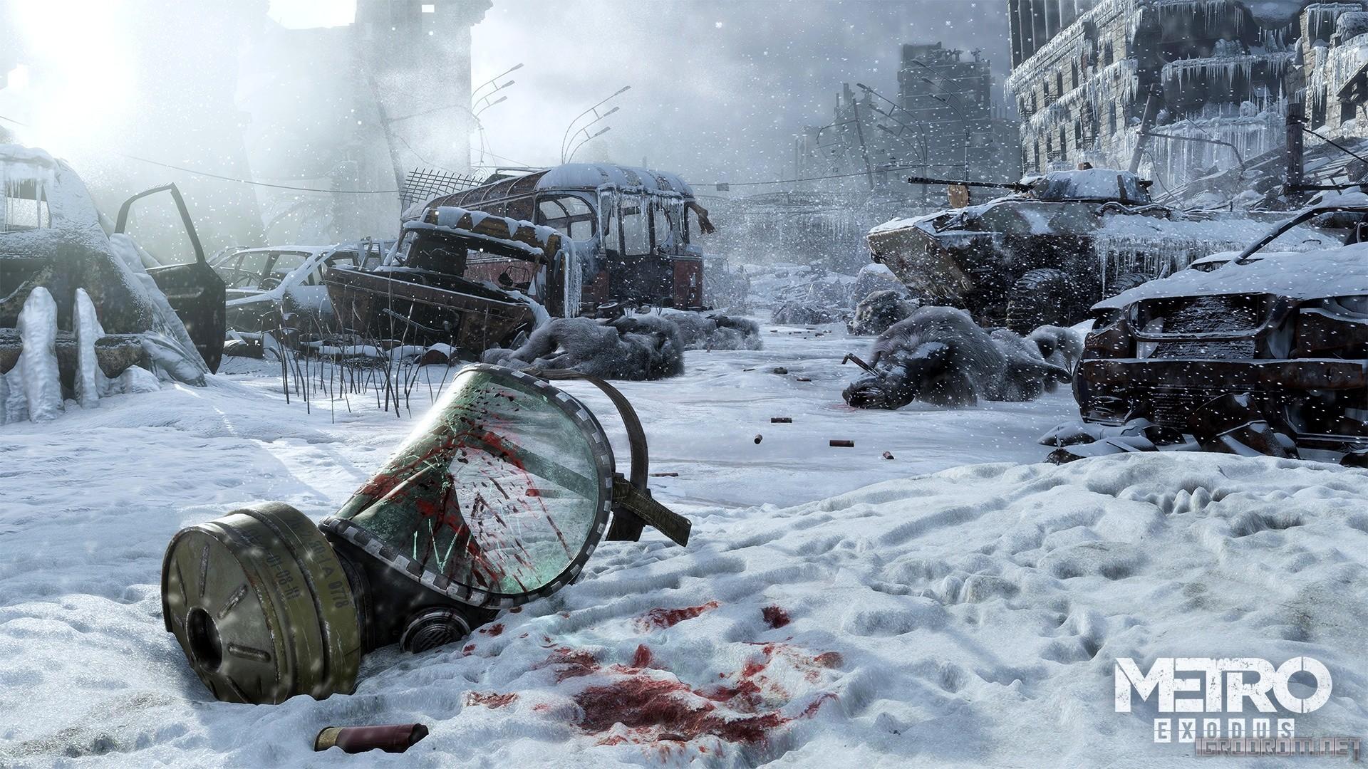 Первые скриншоты Metro Exodus 118