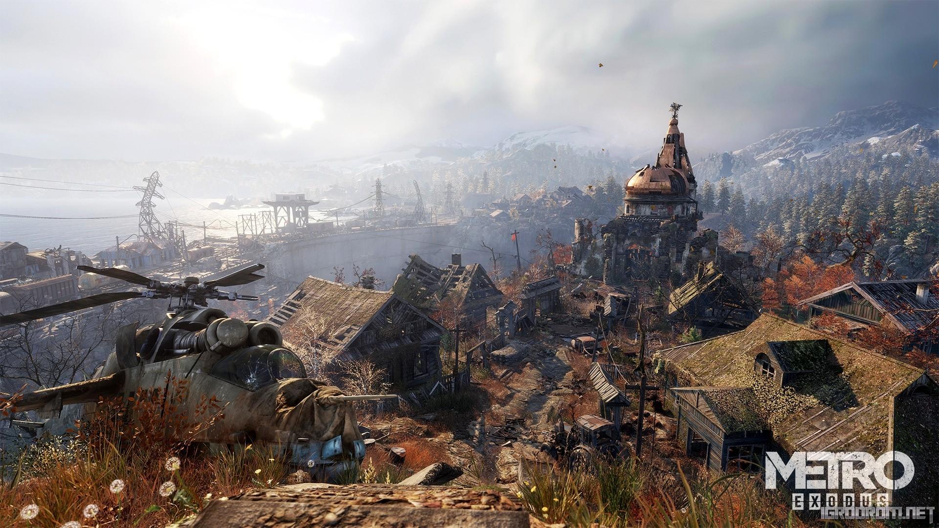 Первые скриншоты Metro Exodus 119