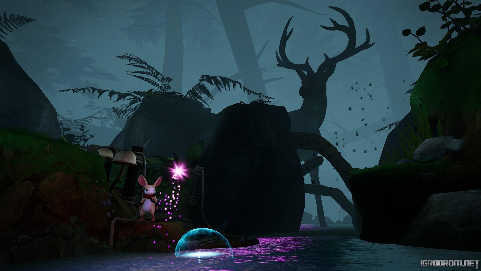 В Steam состоялась премьера Moss 2492
