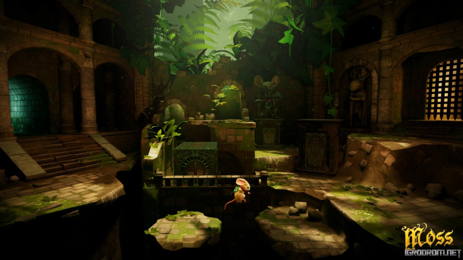 Скриншоты Moss 332