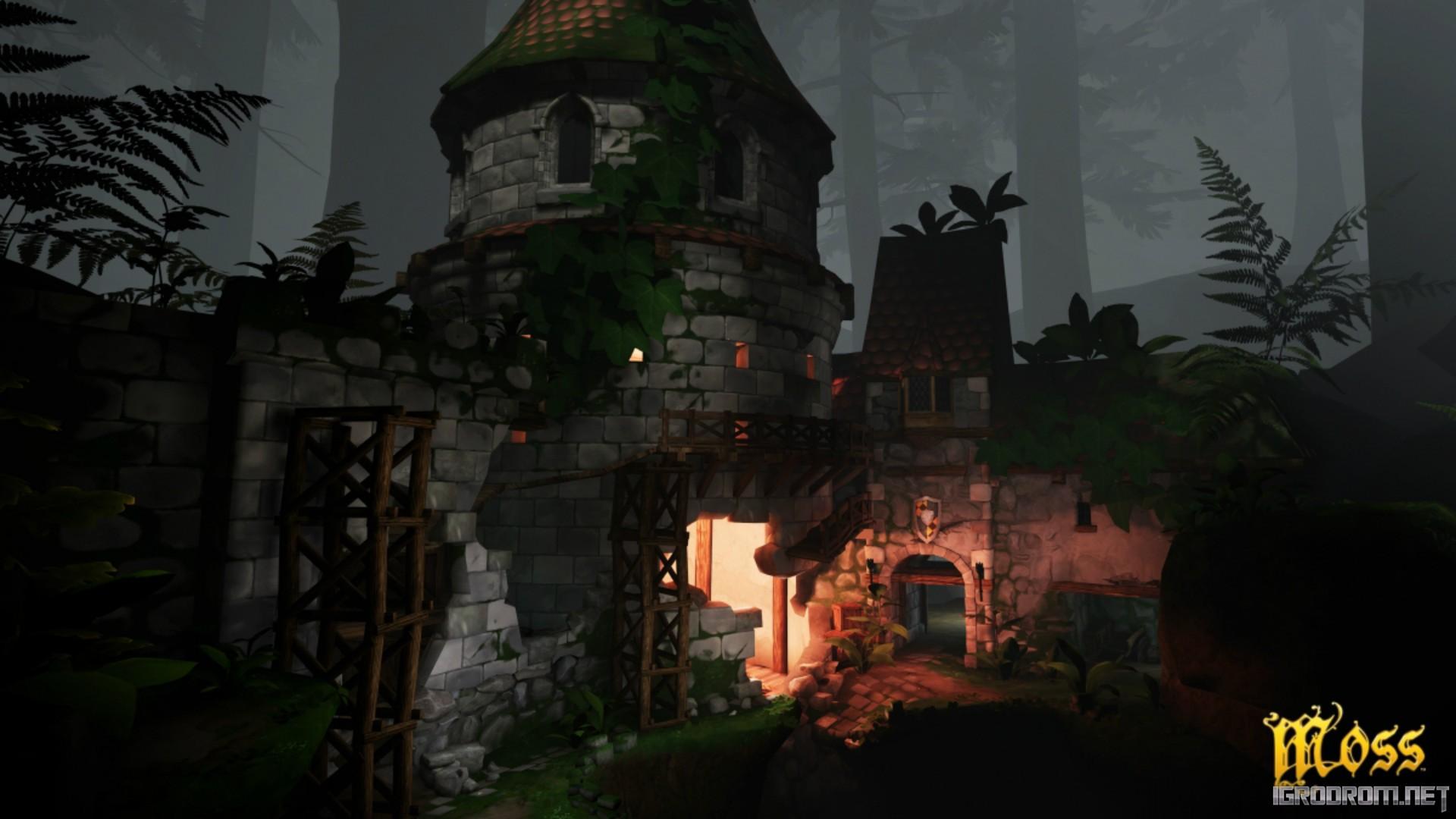 Скриншоты Moss 334