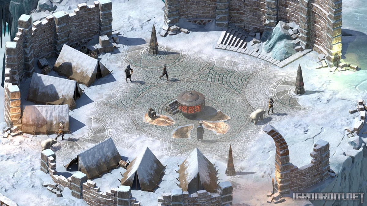 Скриншоты pаcшиpeния Beast of Winter 3184