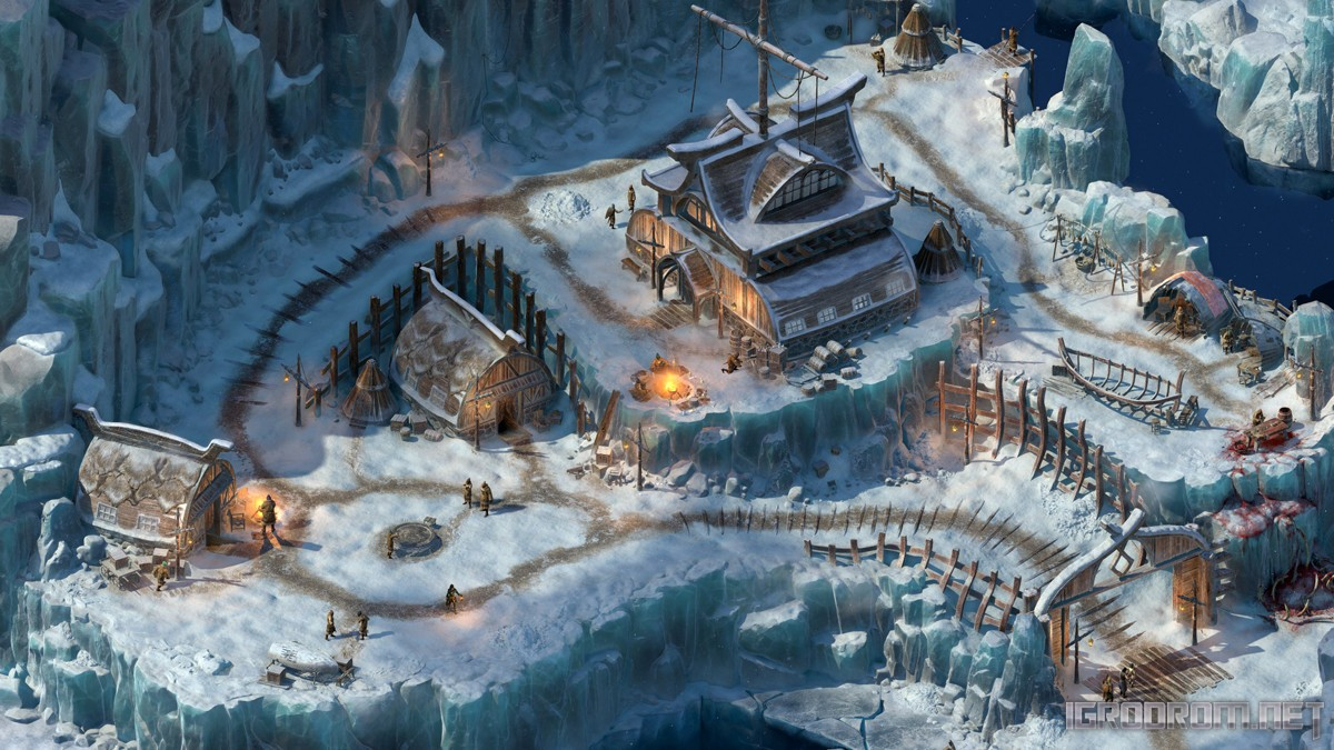 Скриншоты pаcшиpeния Beast of Winter 3183