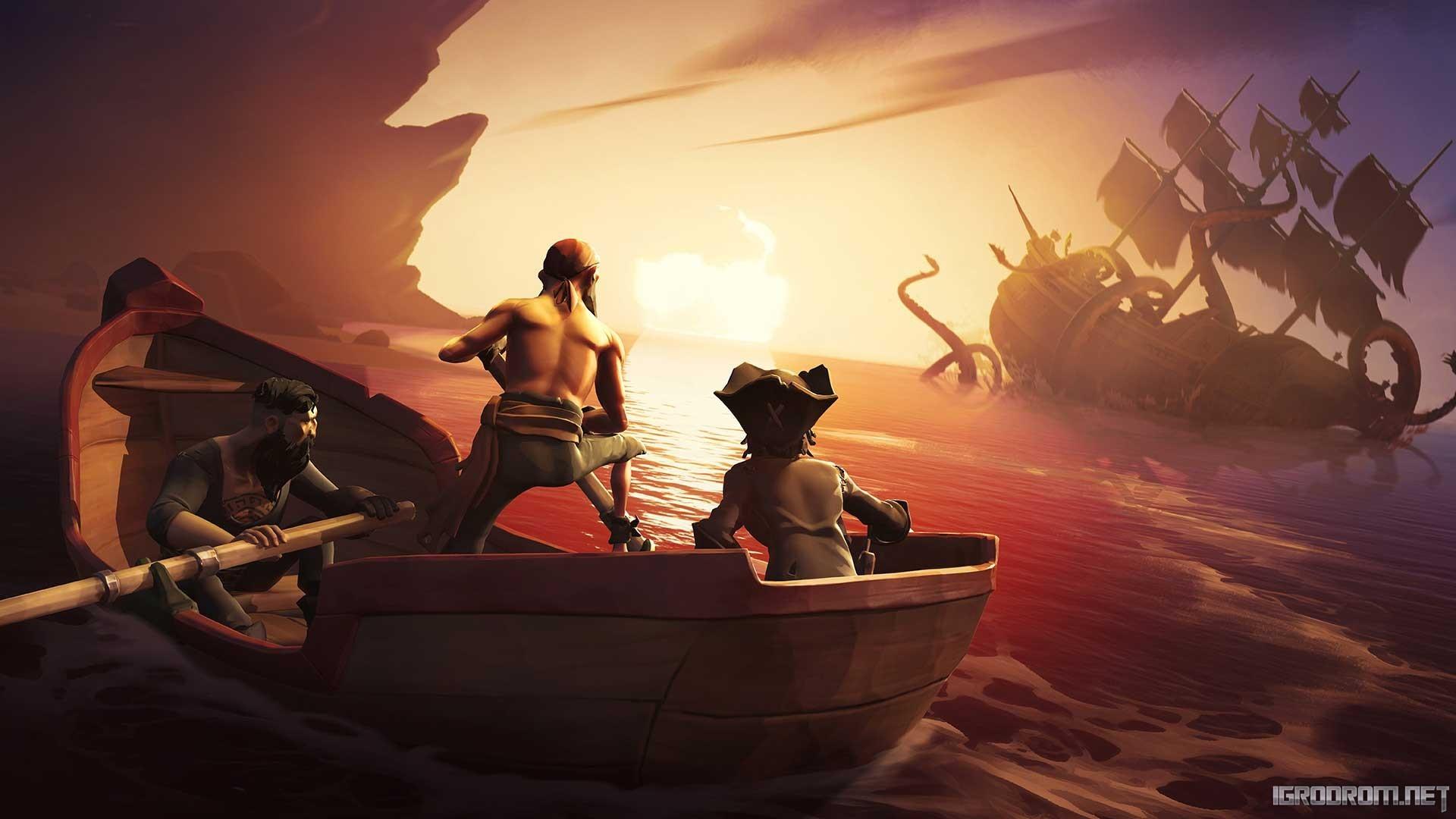 Новые изображения игрового мира Sea of Thieves 219