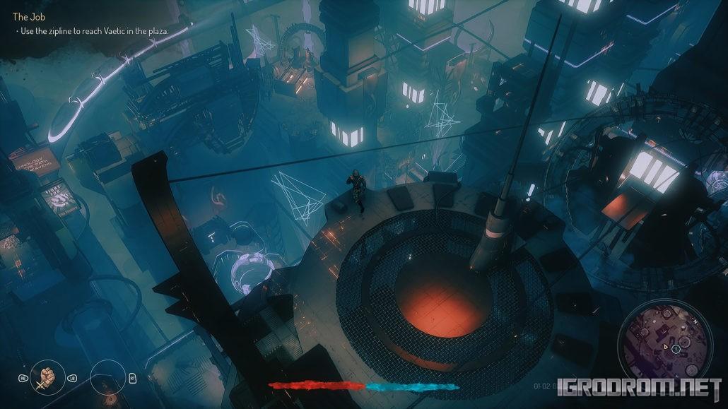 Иллюстрации игрового процесса Seven: The Days Long Gone 520