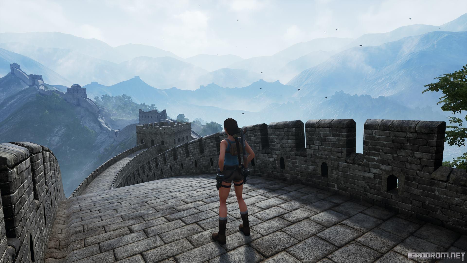 Геймплейные скриншоты Tomb Raider: The Dagger of Xian 94