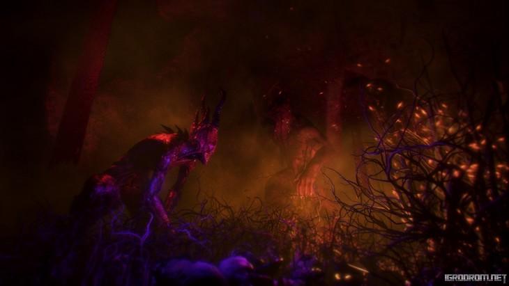 Еще скриншоты Agony 1