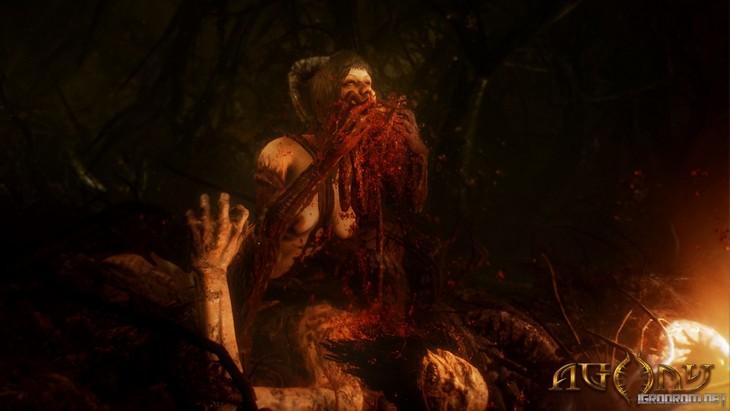 Демоны игры Agony 1