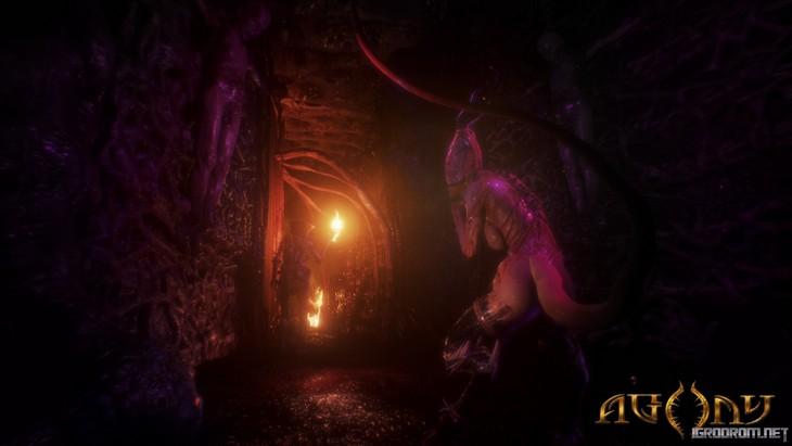 Демоны игры Agony 2