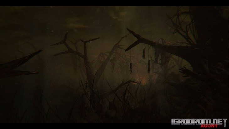 Скриншоты прототипа Sacred Agony 1