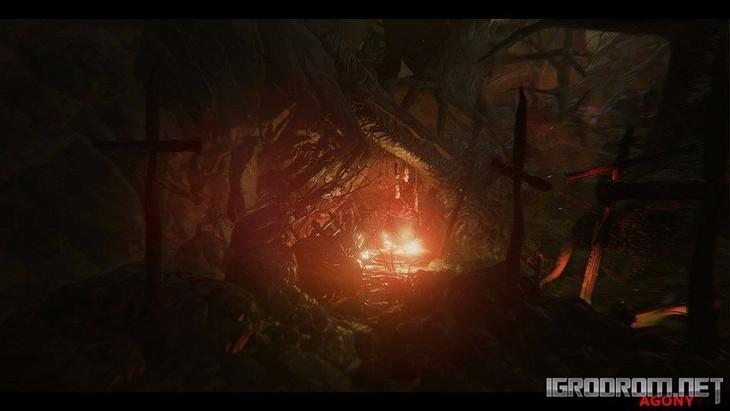 Скриншоты прототипа Sacred Agony 2