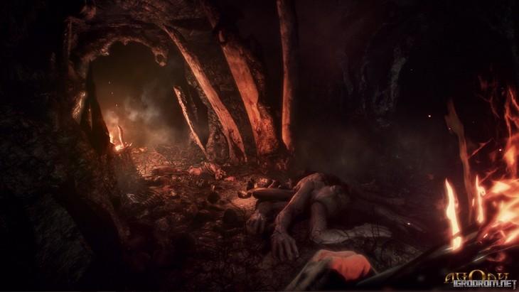Скриншоты игры Agony 3