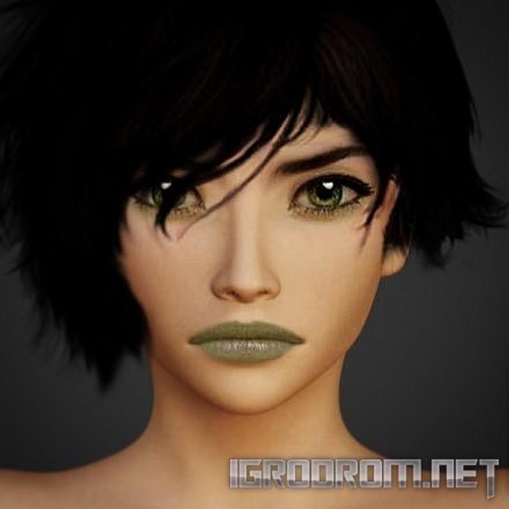 Концепты персонажей игры 2008 1