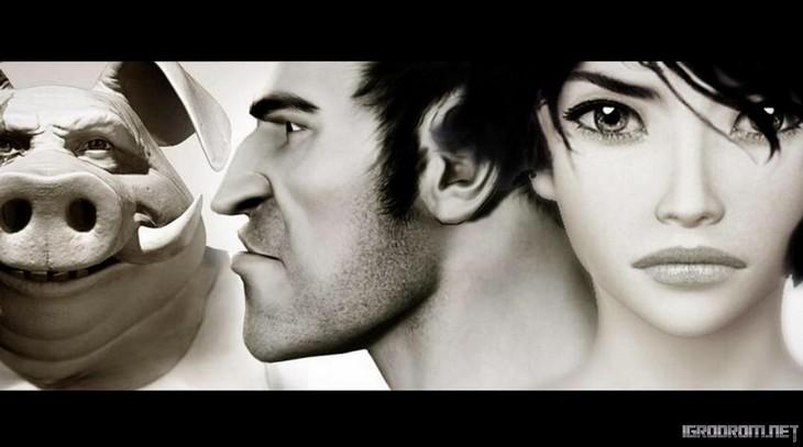 Концепты персонажей игры 2008 4