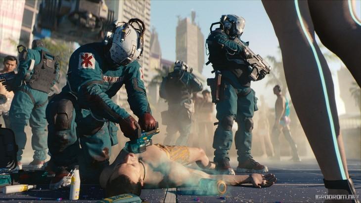 Cyberpunk 2077 – наиболее просматриваемая игра на E3 2019
