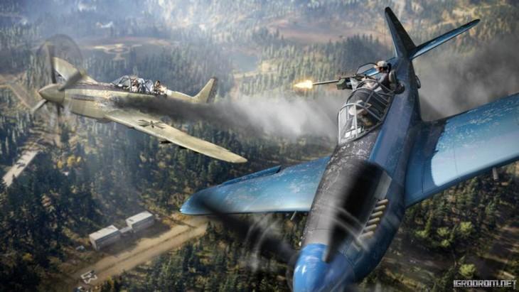 Скриншоты Far Cry 5