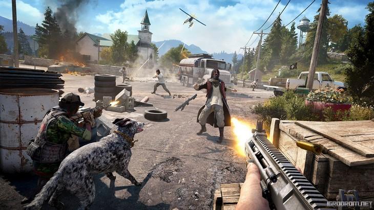 Первые изображения Far Cry 5