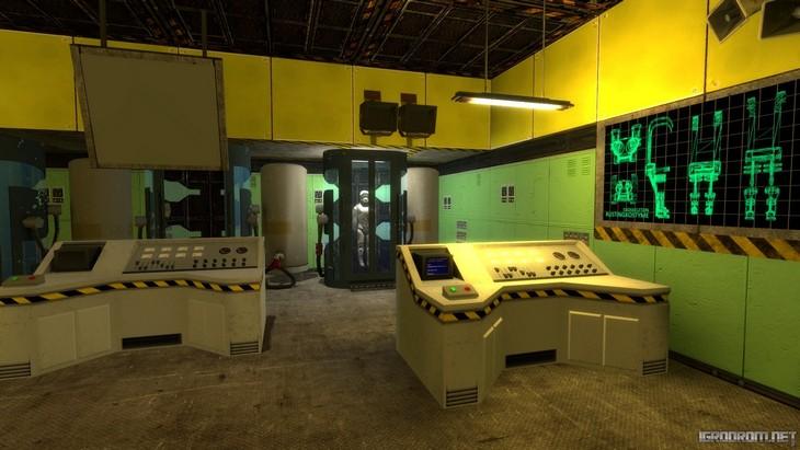 Скриншоты Half-Life 2: ICE