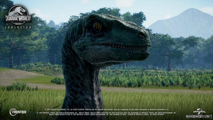 Первые скриншоты Jurassic World Evolution