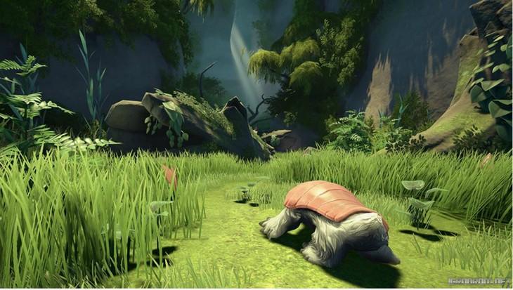 Таинственные пространства игры Lost Ember