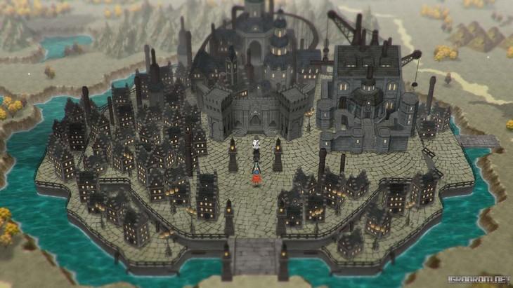 Скриншоты Lost Sphear