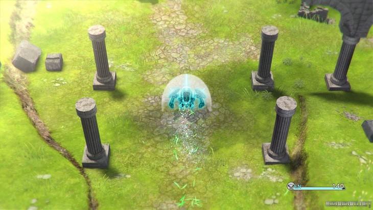 Изображение игрового процесса. Роботы