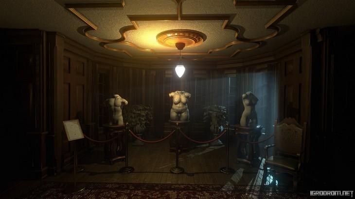 Первые скриншоты Lust for Darkness