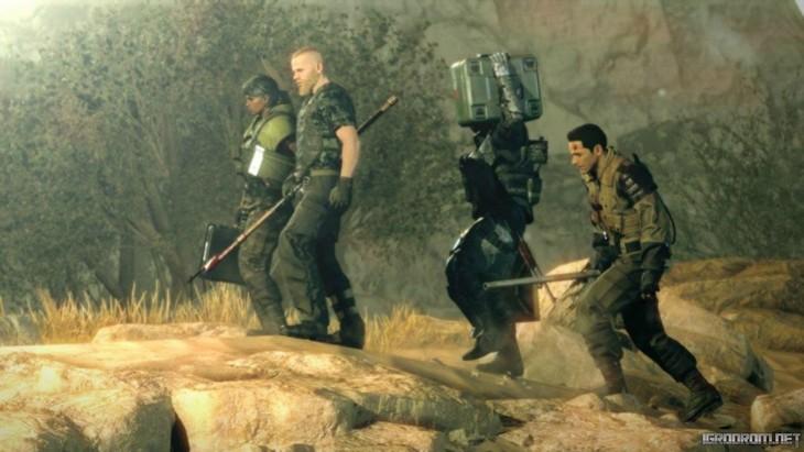 Первые изображения Metal Gear Survive 2