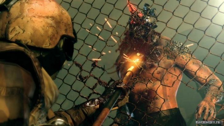 Первые изображения Metal Gear Survive 1