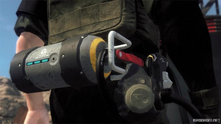 Первые изображения Metal Gear Survive 3