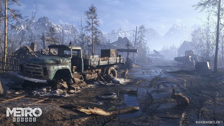 Первое сюжетное DLC к Metro Exodus выйдет летом