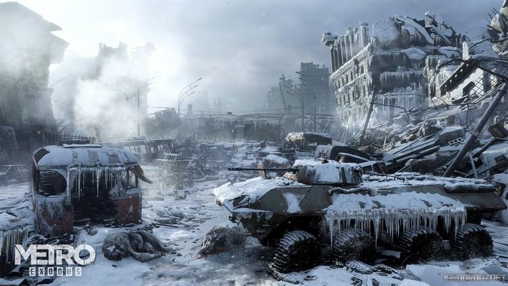 Первые скриншоты Metro Exodus