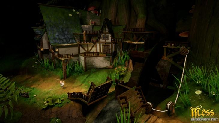 Скриншоты Moss