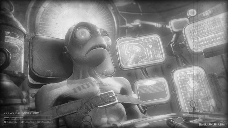 Скриншоты Oddworld: Soulstorm