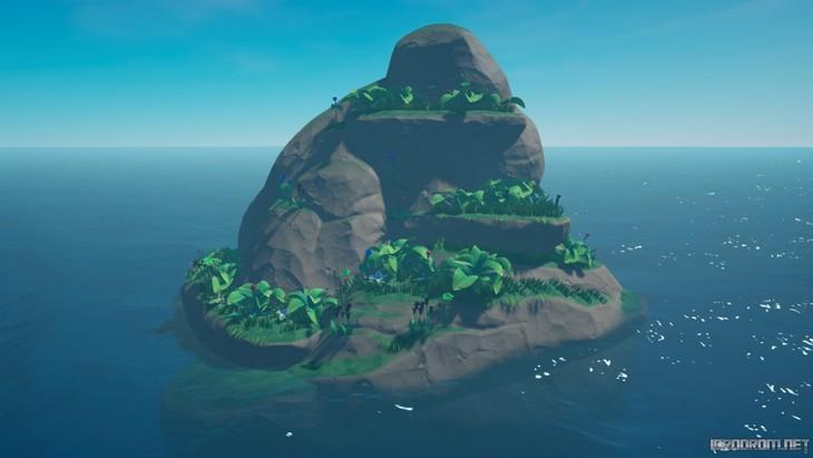 Изображение островов