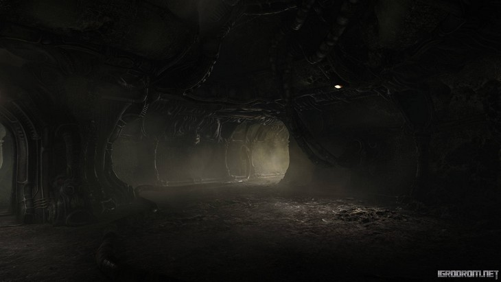 Скриншоты Scorn: Dasien