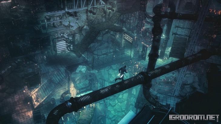 Иллюстрации игрового процесса Seven: The Days Long Gone 1