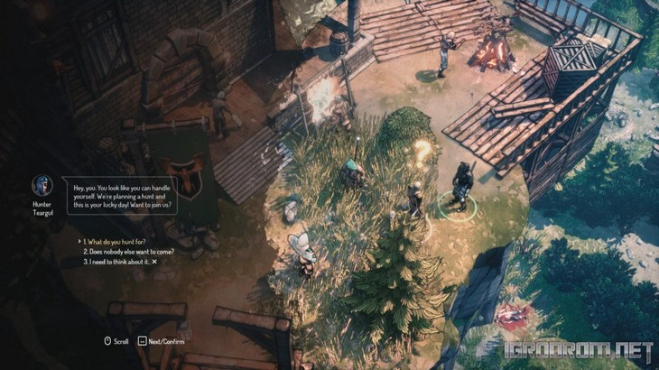 Иллюстрации игрового процесса Seven: The Days Long Gone 2