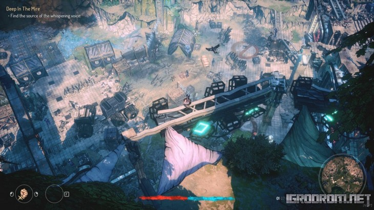 Иллюстрации игрового процесса Seven: The Days Long Gone
