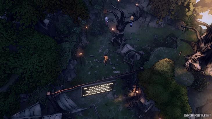 Скриншоты Seven: The Days Long Gone