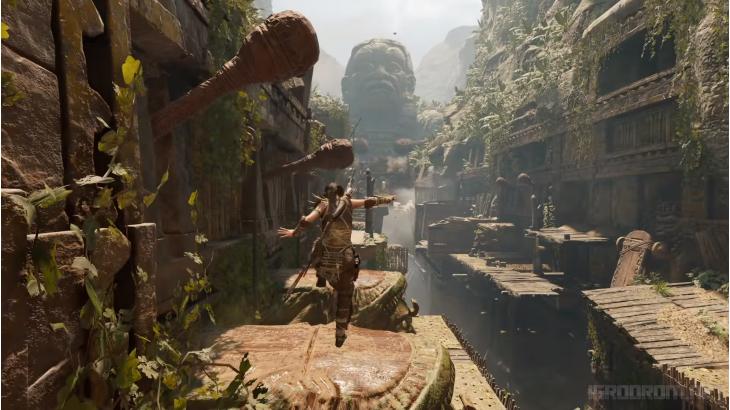 Shadow of the Tomb Raider получила поддержку RTX и DLSS