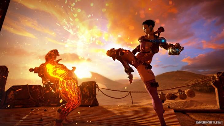Релизный трейлер игры