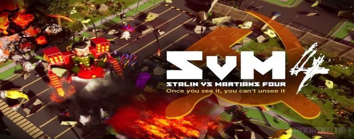 Stalin vs Martians 4