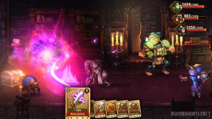 SteamWorld Quest потеряет «эксклюзивность» в конце мая