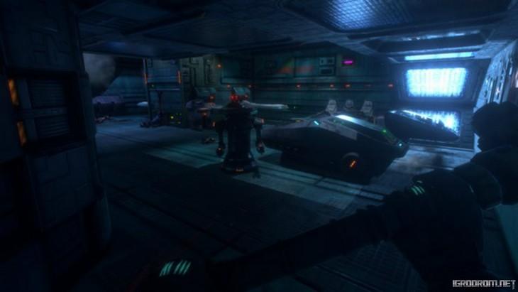 Скриншоты System Shock (2018)